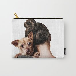 Rescue Puppy. Carry-All Pouch