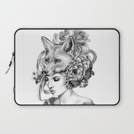 Forgotten Crabapples Laptop Sleeve