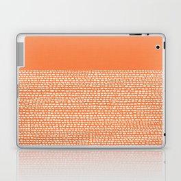 Riverside - Celosia Orange Laptop & iPad Skin