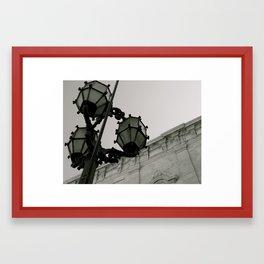 Malta Framed Art Print