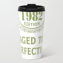 Green-Vintage-Limited-1982-Edition---35th-Birthday-Gift Travel Mug