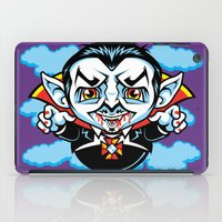 cunt iPad Cases featuring Cunt Dracula by harebrained