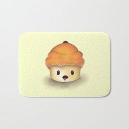 Carrot Cupcake Bath Mat