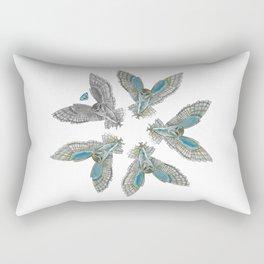 Diamond in the Rough Rectangular Pillow