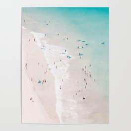 beach - summer love II Poster