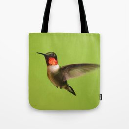 Hummingbird X Tote Bag