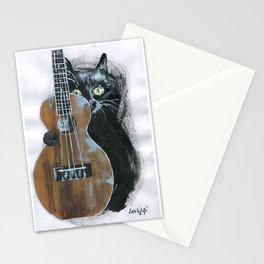 Ukulele Stationery Cards