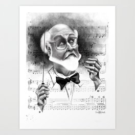 John Williams Art Print