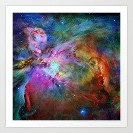 Orion Nebula 2 Art Print