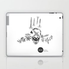Burn After Reading | Collage Laptop & iPad Skin