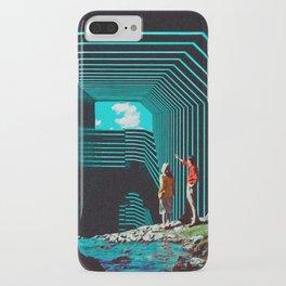'Digital Dreams' iPhone Case