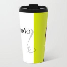 Kid Mao Travel Mug