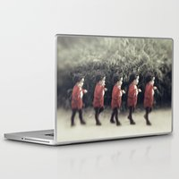 army Laptop & iPad Skins featuring Baby army by josemanuelerre