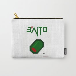 e'aitO - evolution of a sketch to this image :D Carry-All Pouch