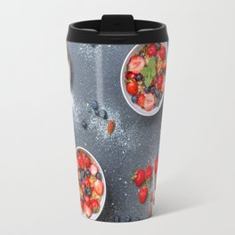 breakfast #society6 #decor #buyart Travel Mug