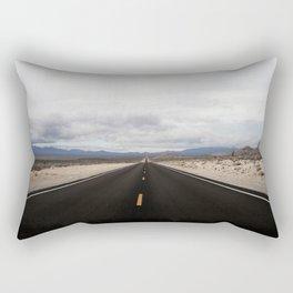 Roadtrips are always a good idea Rectangular Pillow