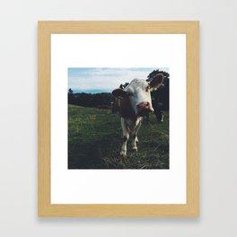 Udderly Fantastic Framed Art Print