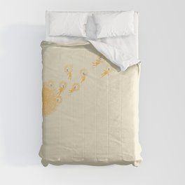 Dande-lions Comforters