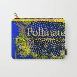 Pollinate Carry-All Pouch