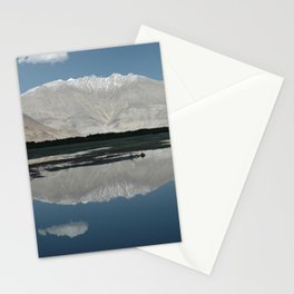 A Mountain In Ladakh Stationery Cards