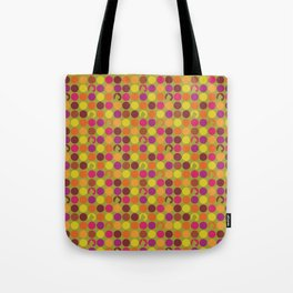 Hauspanther Zest Dots Tote Bag