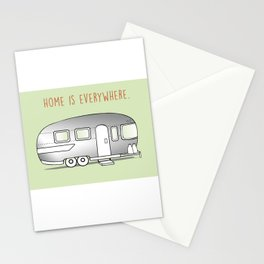 Home is Everywhere. Stationery Cards
