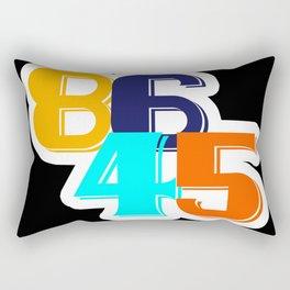 86 45 shirt Rectangular Pillow