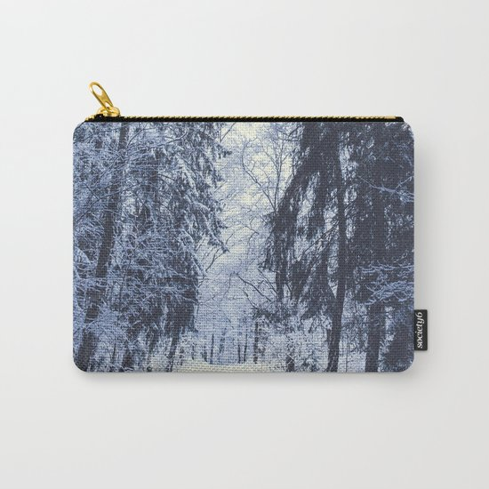 Bent labyrinths Carry-All Pouch