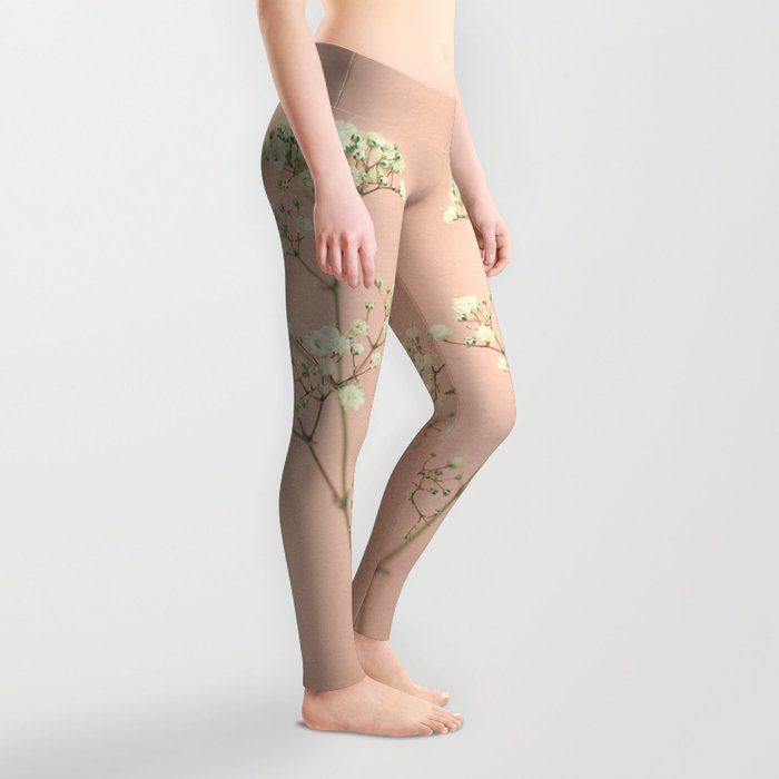 Baby's Breath Leggings