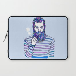 Sea Wolf Ghost (Blue Version) Laptop Sleeve