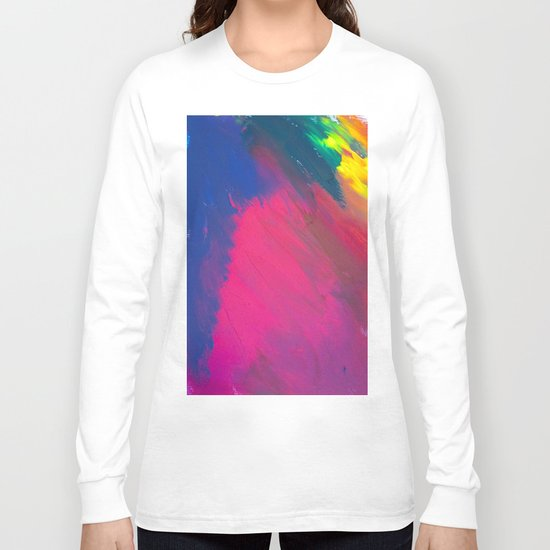 See Shadows Here and There Long Sleeve T-shirt