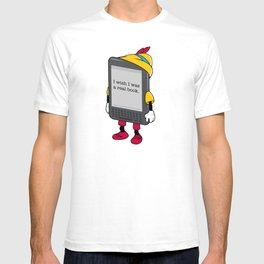 E-booknocchio T-shirt