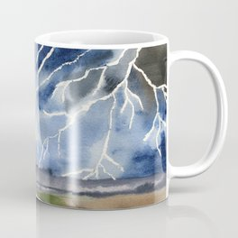 Thunderstorm en route Coffee Mug