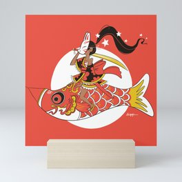 Summer Wars Mini Art Print