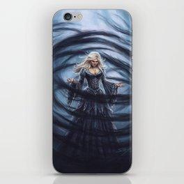 Dark Swan iPhone Skin