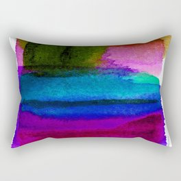 Meditations No.20g by Kathy Morton Stanion Rectangular Pillow