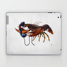 Calling Salvador (wordless) Laptop & iPad Skin
