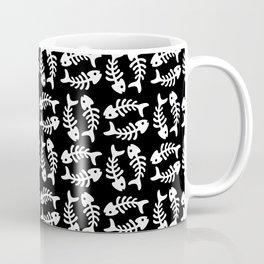 Fishbones pattern Coffee Mug
