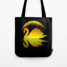 Scary shadow' Tote Bag
