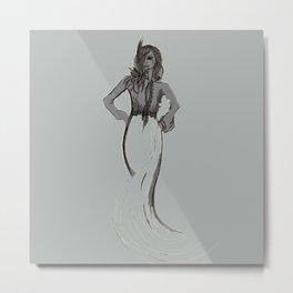 Mode Metal Print