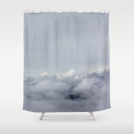 Mount Pilchuck 04 Shower Curtain