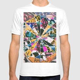 Graffiti Mosaic T-shirt