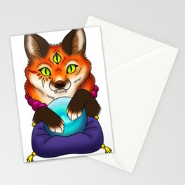All-Seeing Stationery Cards
