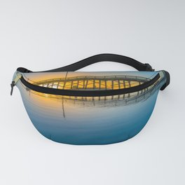 Hopeful Sunrise Fanny Pack