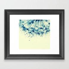 dandelion Framed Art Print