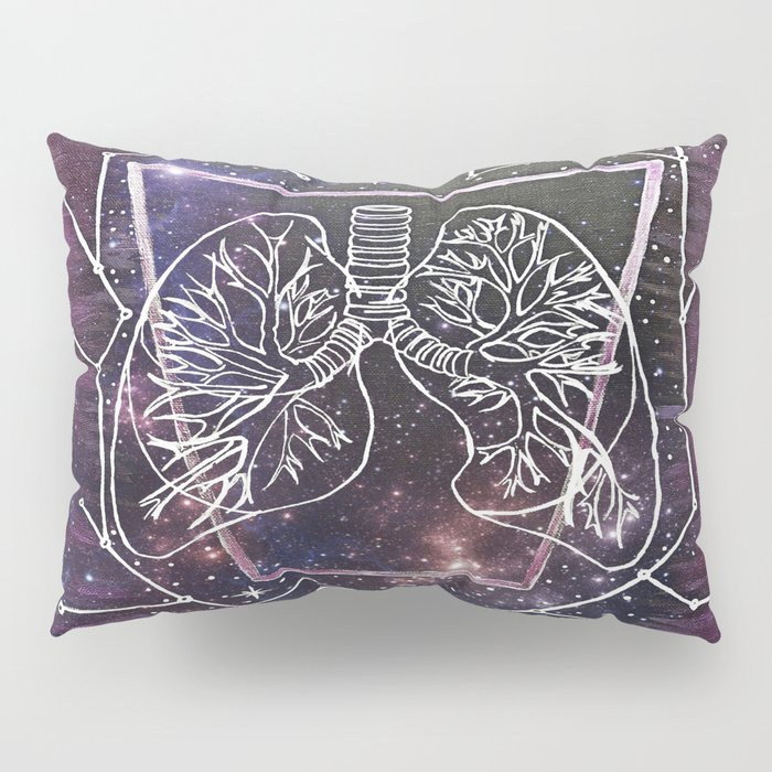Lungs Pillow Sham
