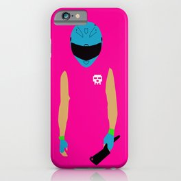 Hotline Miami: Biker iPhone Case