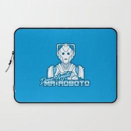Domo Arigato Mr. Cyberman Laptop Sleeve