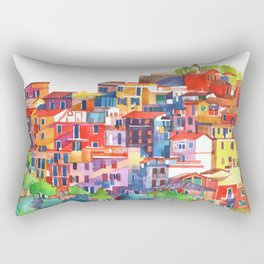 Cinque Terre vol2 Rectangular Pillow