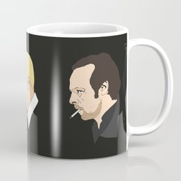 Simon Pegg - Hot Fuzz. Coffee Mug